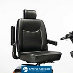 Scooter Invacare Comet Heavy Duty. Asiento XL