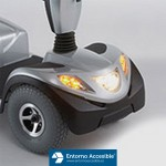 Scooter Invacare Comet. Kit de luces