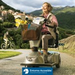 Scooter Invacare Orion. Estable, seguro y compacto